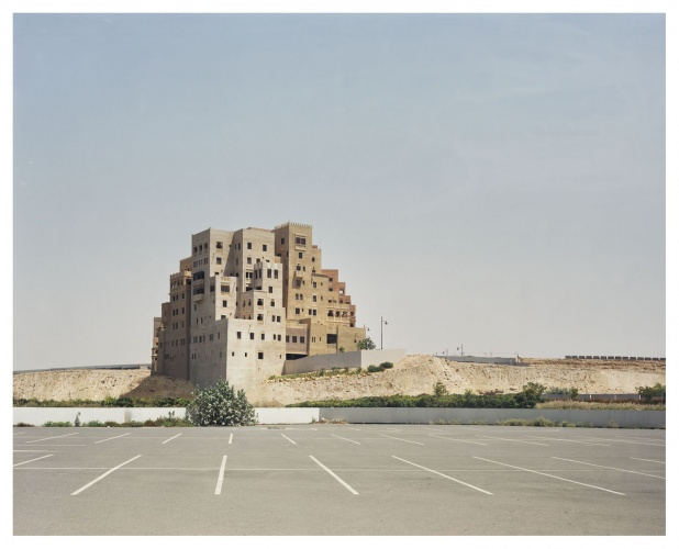 © Bas Princen / Shopping Mall Parking Lot, Dubai