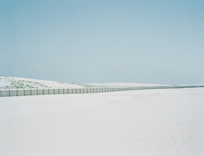 @ Sara Al Obaidly / Beyond the Pale, from the series, Concrete Diaries