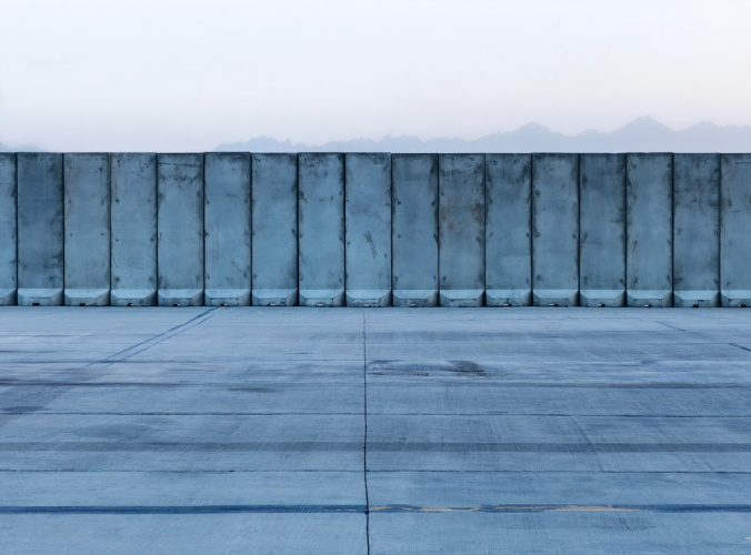 © Edmund Clark, Bagram Day 2, From the series, THE MOUNTAINS OF MAJEED