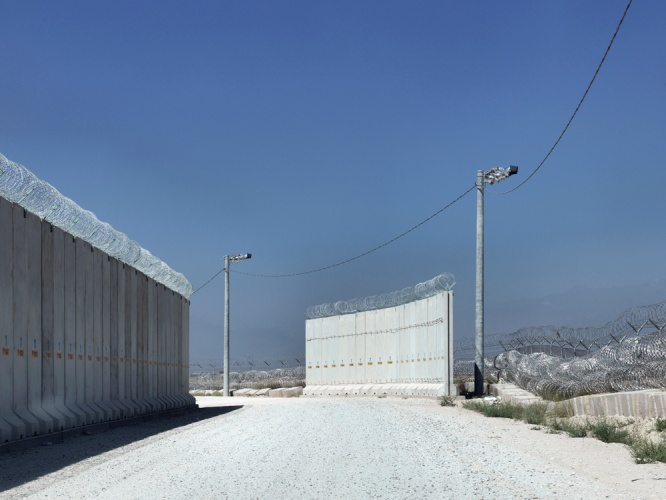 © Edmund Clark, Bagram Day 5, From the series, THE MOUNTAINS OF MAJEED