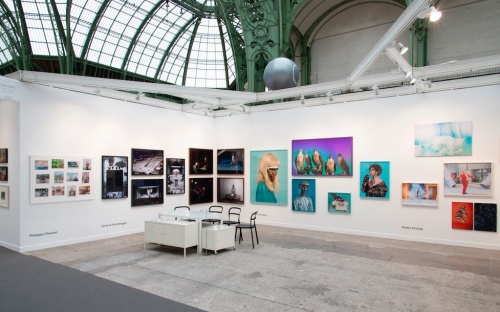 East Wing presents The Perfect Crime at Paris Photo