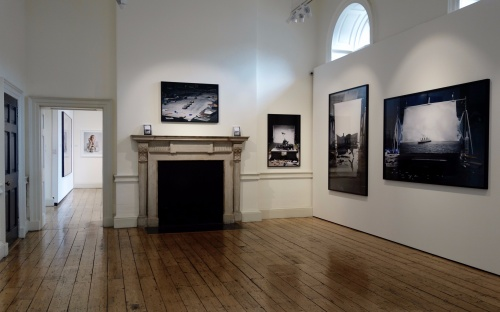 East Wing at Photo London 18  - 21 May Somerset House