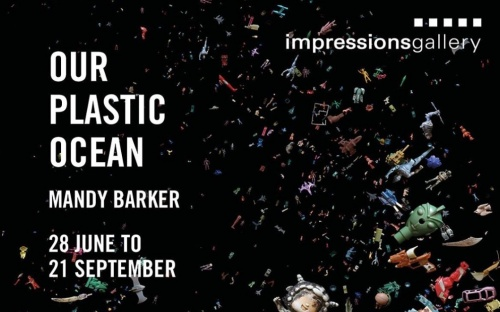 Our Plastic Ocean opens at Impressions Gallery 28 June 2019