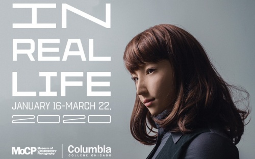 In Real Life at MoCP, Chicago USA