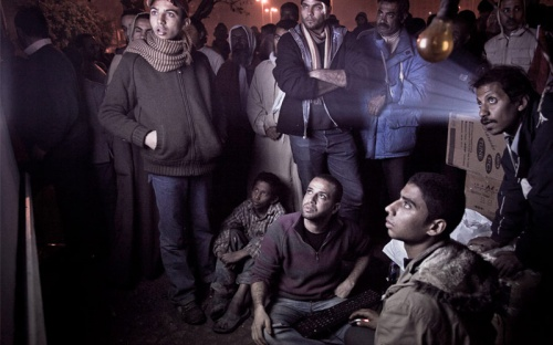 Cairo. Open City – New Testimonies from an Ongoing Revolution
