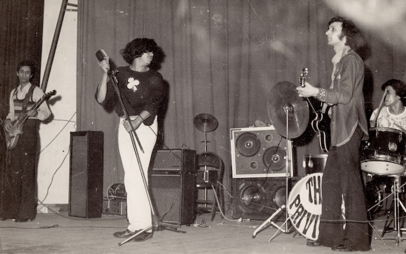 Fadoul in concert / Habibi Funk Archives