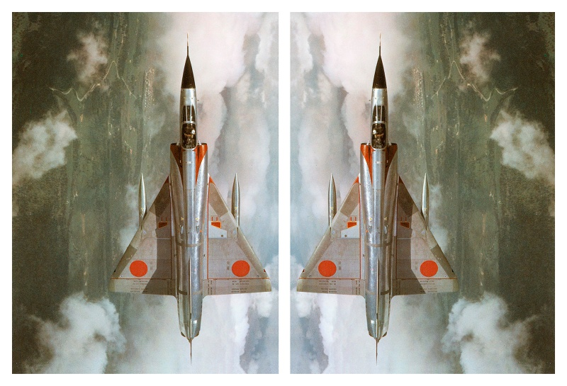© Jules Spinatsch / ASYNCHRONOUS I: Red Mirage III S [1958]