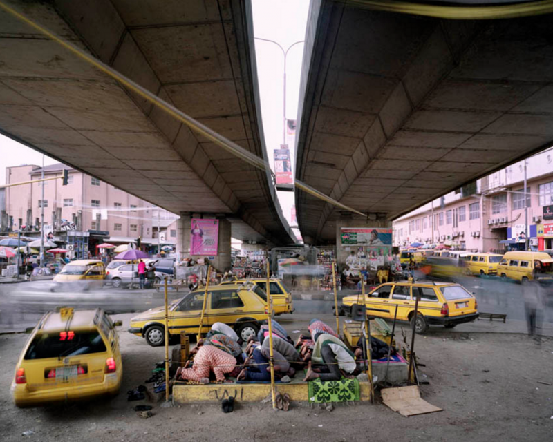 © Martin Roemers - from the series Metropolis, Broad Street, Lagos Island, Lagos, Nigeria, 2015