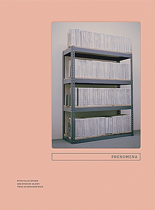 Phenomena, Published by André Frère Editions