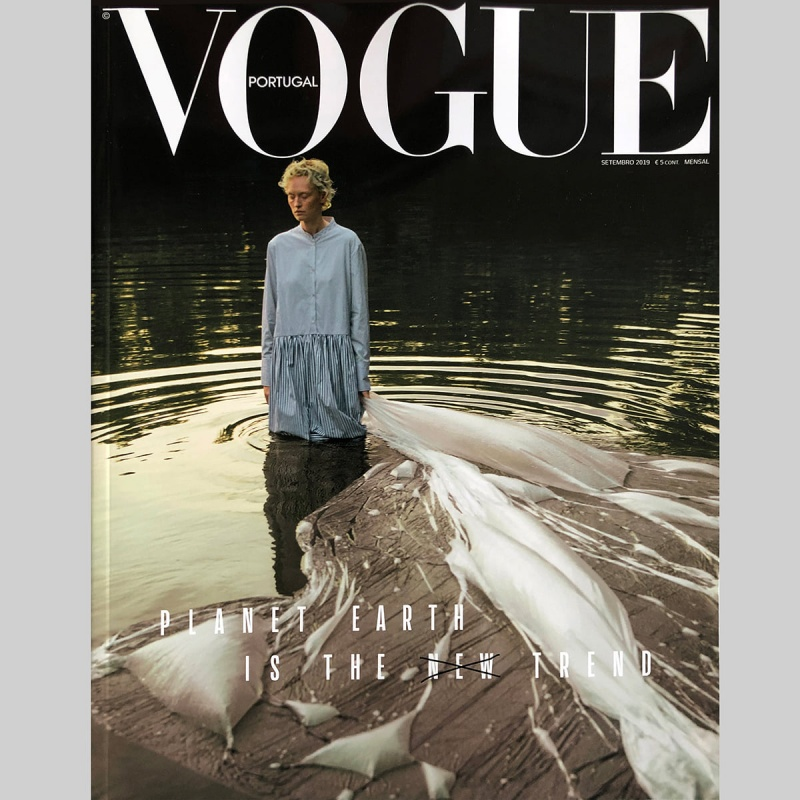 Vogue Cover Portugal September 2019